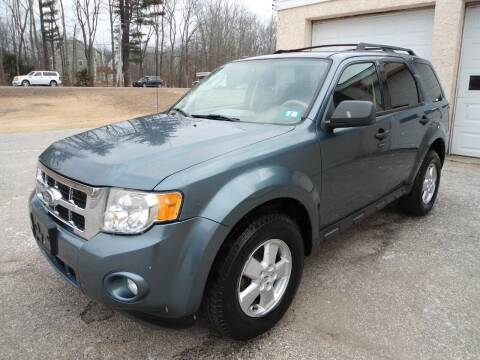 2010 Ford Escape for sale at Route 111 Auto Sales in Hampstead NH