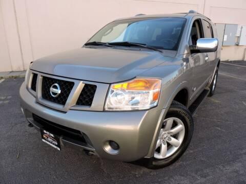 2008 Nissan Armada for sale at PK MOTORS GROUP in Las Vegas NV