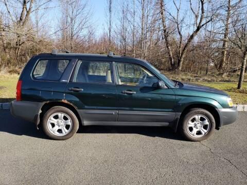 2003 Subaru Forester for sale at Joe Scurti Sales in Lambertville NJ