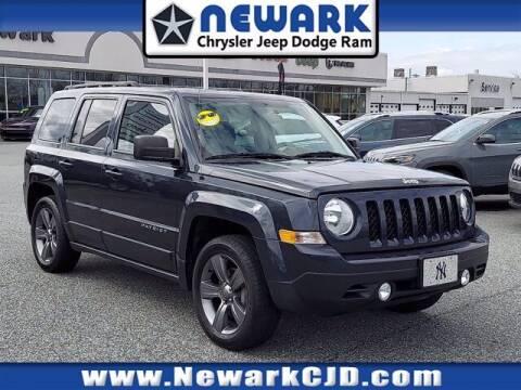 2015 Jeep Patriot for sale at NEWARK CHRYSLER JEEP DODGE in Newark DE