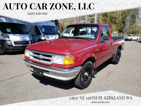 1996 Ford Ranger for sale at Auto Car Zone, LLC in Kirkland WA