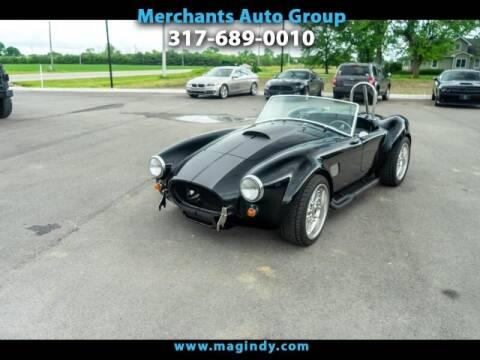 2000 Shelby Cobra