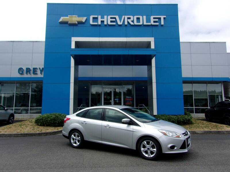 2014 Ford Focus for sale at Grey Chevrolet, Inc. in Port Orchard WA
