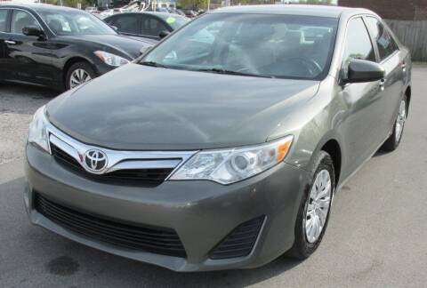 2012 Toyota Camry for sale at Express Auto Sales in Lexington KY