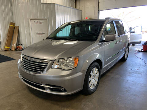 2015 Chrysler Town and Country for sale at Blake Hollenbeck Auto Sales in Greenville MI