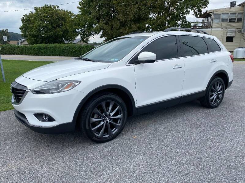 2014 Mazda CX-9 for sale at Finish Line Auto Sales in Thomasville PA