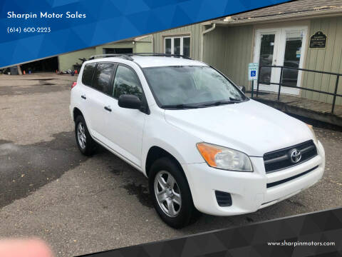 2009 Toyota RAV4 for sale at Sharpin Motor Sales in Columbus OH