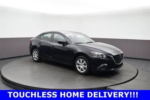 2016 Mazda MAZDA3 for sale at M & I Imports in Highland Park IL