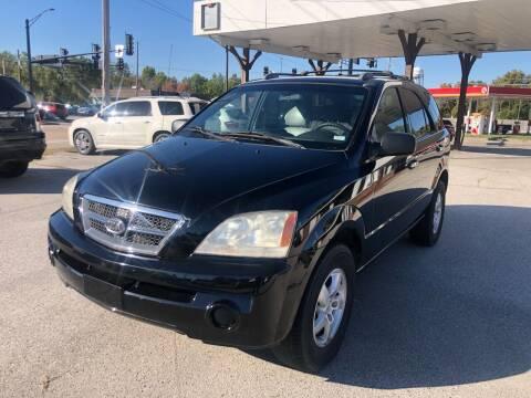 2006 Kia Sorento for sale at Auto Target in O'Fallon MO