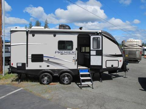 2020 Premier 19FB for sale at Oregon RV Outlet LLC - Travel Trailers in Grants Pass OR