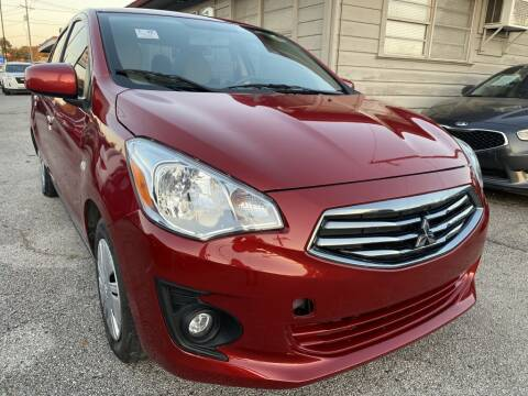 2019 Mitsubishi Mirage G4 for sale at Pary's Auto Sales in Garland TX