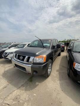 2012 Nissan Titan for sale at Elvis Auto Sales LLC in Grand Rapids MI