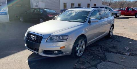 2008 Audi A6 for sale at Manchester Auto Sales in Manchester CT