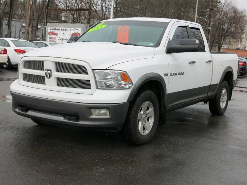 2011 RAM Ram Pickup 1500 for sale at United Auto Service in Leominster MA