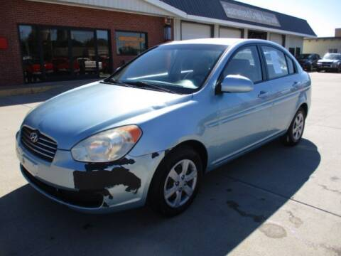 2009 Hyundai Accent for sale at Eden's Auto Sales in Valley Center KS