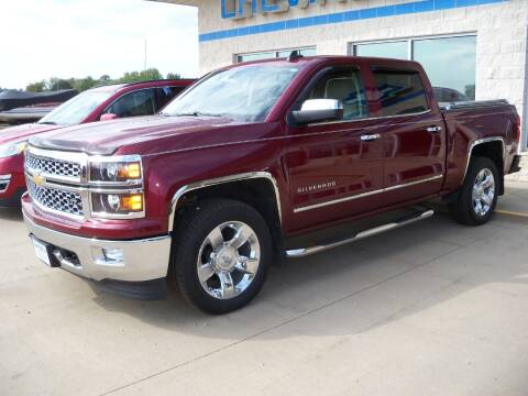 2015 Chevrolet Silverado 1500 for sale at Tyndall Motors in Tyndall SD