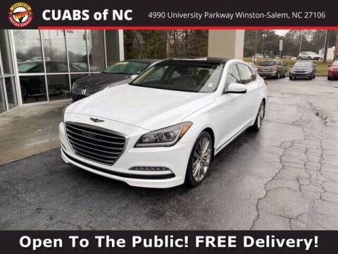 2015 Hyundai Genesis for sale at Summit Credit Union Auto Buying Service in Winston Salem NC
