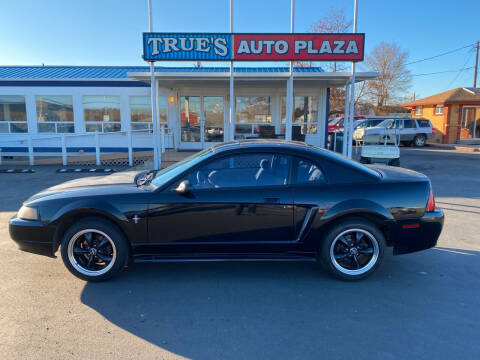 2001 Ford Mustang for sale at True's Auto Plaza in Union Gap WA