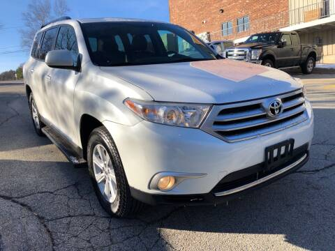 2012 Toyota Highlander for sale at Welcome Motors LLC in Haverhill MA