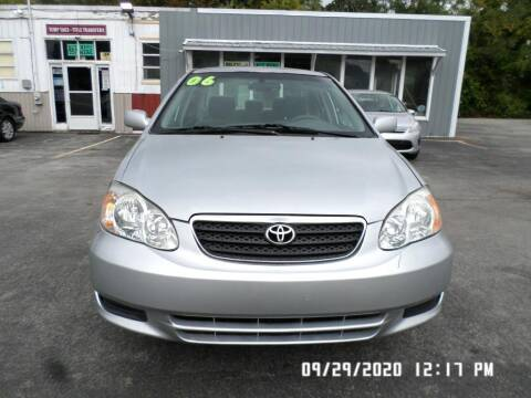 2006 Toyota Corolla for sale at XXX Kar Mart in York PA