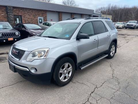 2011 GMC Acadia for sale at TKP Auto Sales in Eastlake OH
