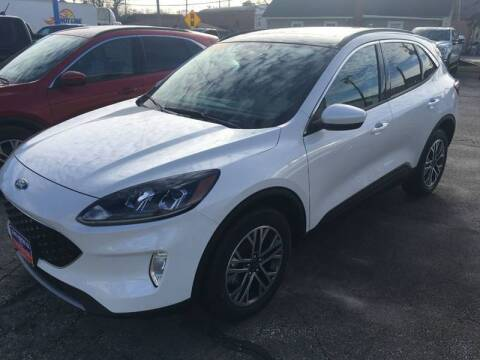 2020 Ford Escape for sale at Albia Motor Co in Albia IA
