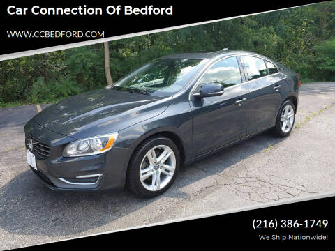 2015 Volvo S60 for sale at Car Connection of Bedford in Bedford OH