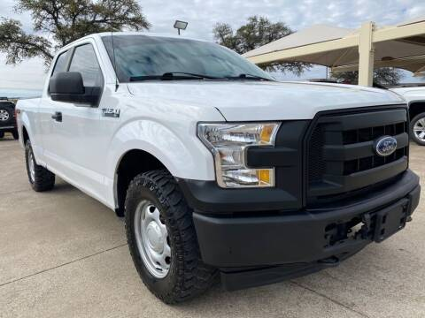 2017 Ford F-150 for sale at Thornhill Motor Company in Hudson Oaks, TX