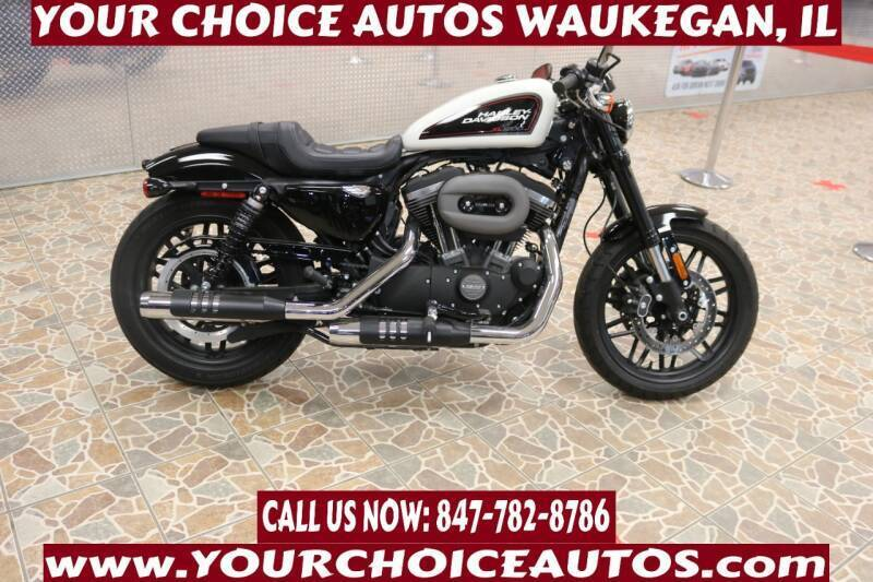 2019 Harley-Davidson XL1200CX SPORTSTER ROADSTER for sale at Your Choice Autos - Waukegan in Waukegan IL
