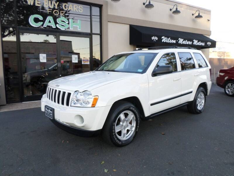 2007 Jeep Grand Cherokee for sale at Wilson-Maturo Motors in New Haven Ct CT