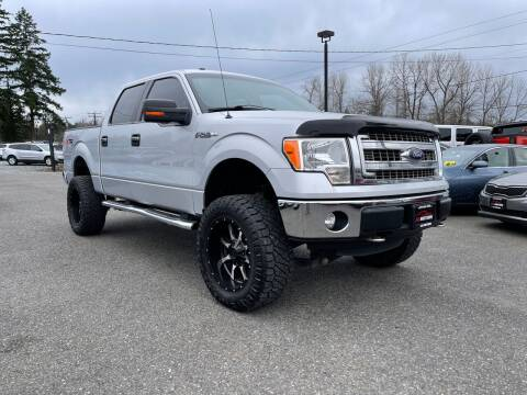 2013 Ford F-150 for sale at LKL Motors in Puyallup WA