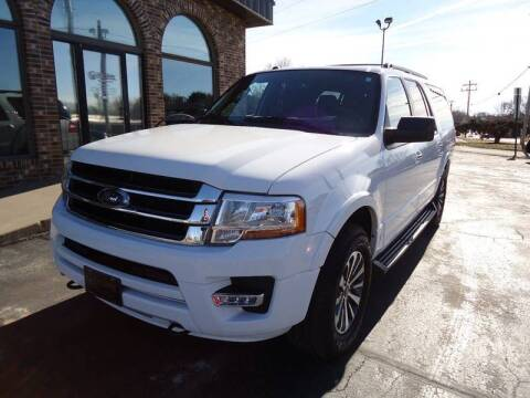 2016 Ford Expedition EL for sale at VON GLAHN AUTO SALES in Platteville WI