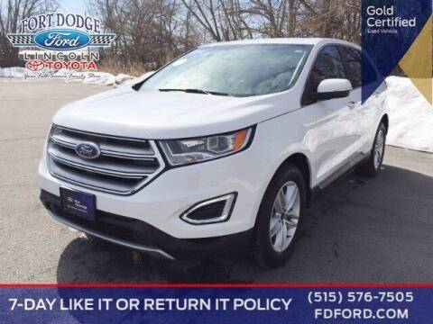 2018 Ford Edge for sale at Fort Dodge Ford Lincoln Toyota in Fort Dodge IA