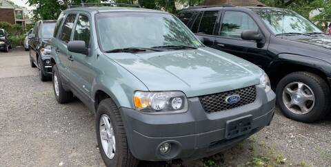 2005 Ford Escape for sale at Charles and Son Auto Sales in Totowa NJ