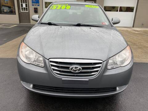2010 Hyundai Elantra for sale at Route 28 Auto Sales in Ridgeley WV