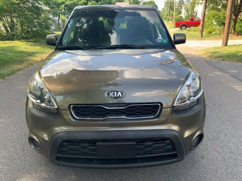 2013 Kia Soul for sale at Via Roma Auto Sales in Columbus OH