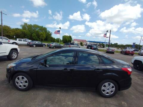 2014 Ford Focus for sale at BIG 7 USED CARS INC in League City TX