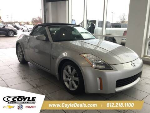 2004 Nissan 350Z for sale at COYLE GM - COYLE NISSAN in Clarksville IN