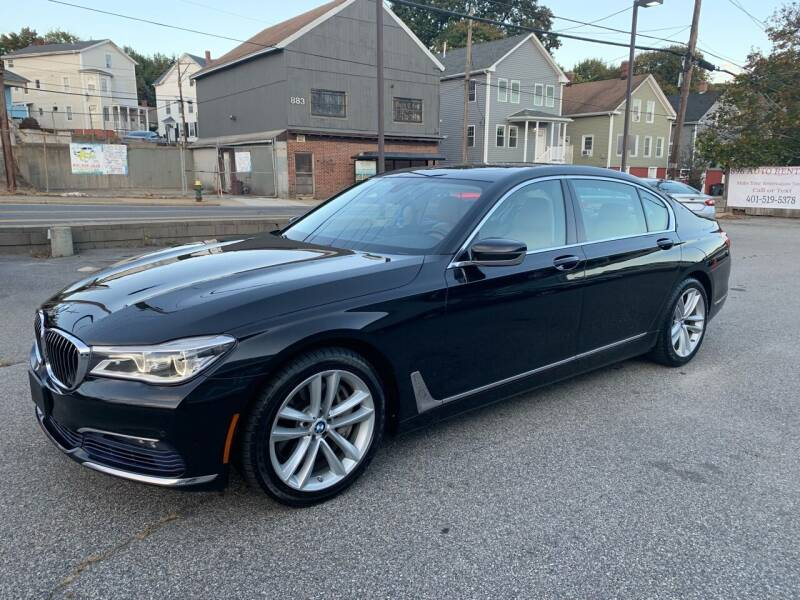 2016 BMW 7 Series for sale at Capital Auto Sales in Providence RI