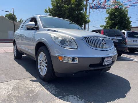 2011 Buick Enclave for sale at Tristar Motors in Bell CA