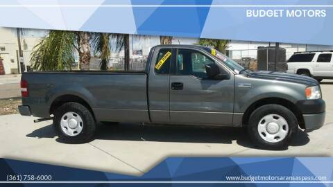 2006 Ford F-150 for sale at Budget Motors in Aransas Pass TX