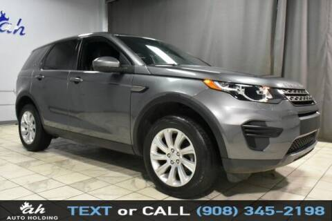 2016 Land Rover Discovery Sport for sale at AUTO HOLDING in Hillside NJ