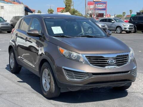 2011 Kia Sportage for sale at Curry's Cars Powered by Autohouse - Brown & Brown Wholesale in Mesa AZ