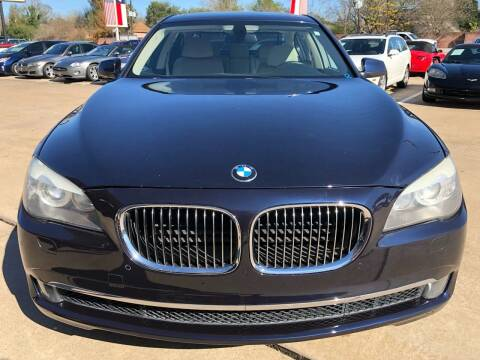 2012 BMW 7 Series for sale at Car Ex Auto Sales in Houston TX