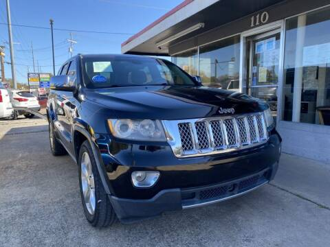 2011 Jeep Grand Cherokee for sale at Pary's Auto Sales in Garland TX
