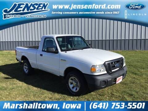 2011 Ford Ranger for sale at JENSEN FORD LINCOLN MERCURY in Marshalltown IA