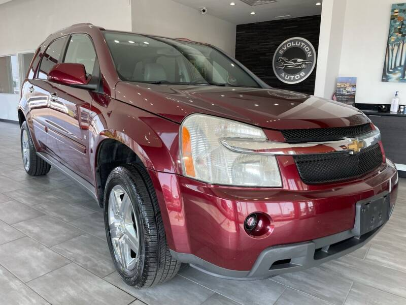 2009 Chevrolet Equinox for sale at Evolution Autos in Whiteland IN