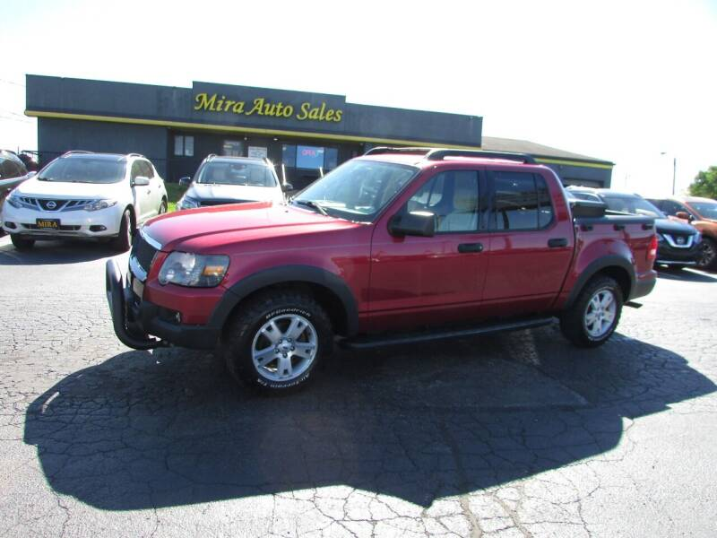 2007 Ford Explorer Sport Trac for sale at MIRA AUTO SALES in Cincinnati OH