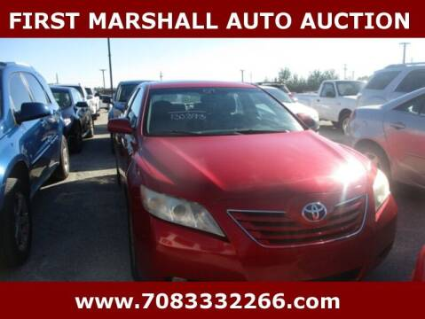 2007 Toyota Camry for sale at First Marshall Auto Auction in Harvey IL