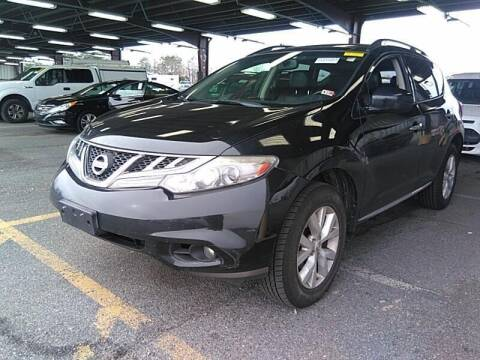 2012 Nissan Murano for sale at Cj king of car loans/JJ's Best Auto Sales in Troy MI